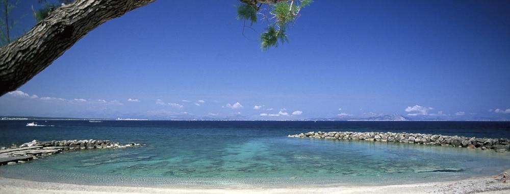 "Beach ""Platja Colònia de Sant Pere"""