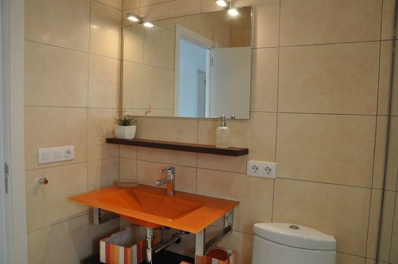 Bathroom, Del mar 37, Colònia de Sant Pere
