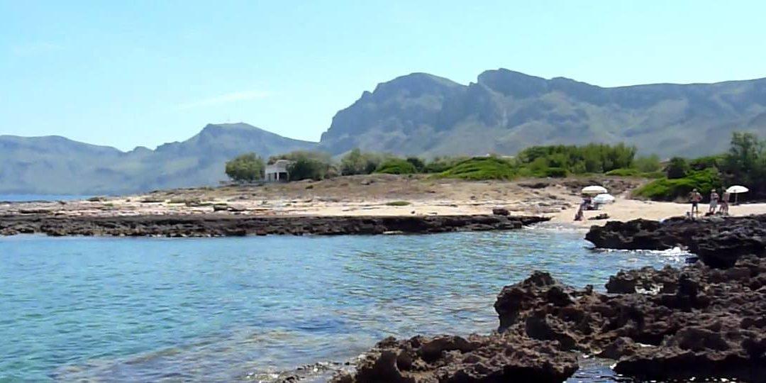 Caló dels Ermitans Beach