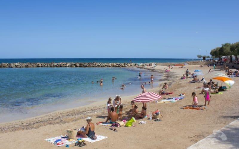 Colònia de Sant Pere Beach