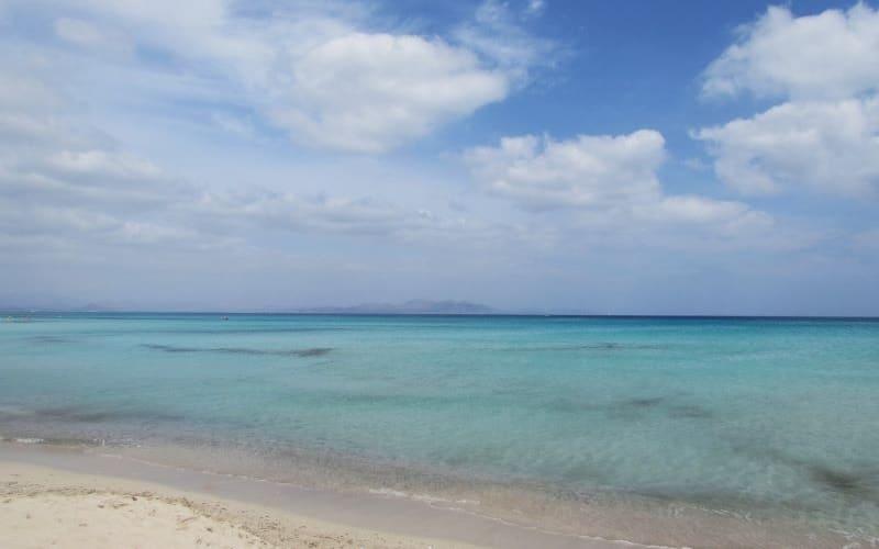 Son Serra de Marina Beach